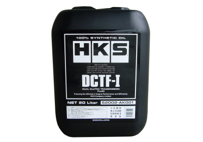 DUAL CLUTCH TRANSMISSION FLUID I