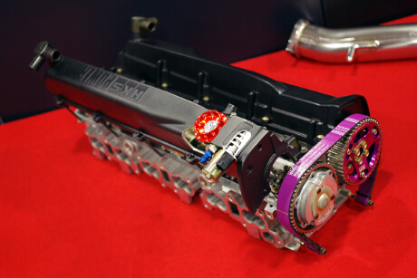 Skyline GTR featured car | HKS USA