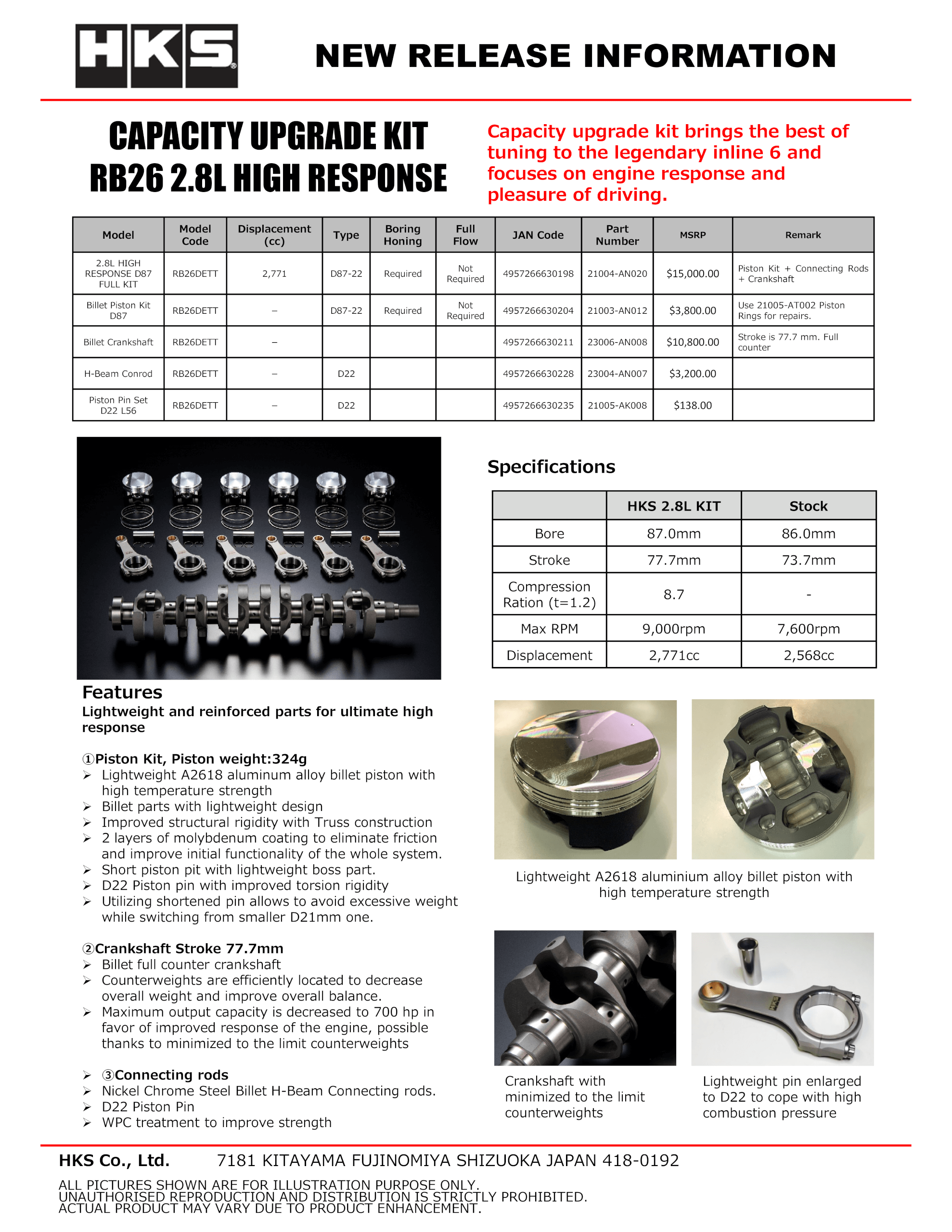21004-AN020 CAPACITY UPGRADE KIT RB26 2-01.png